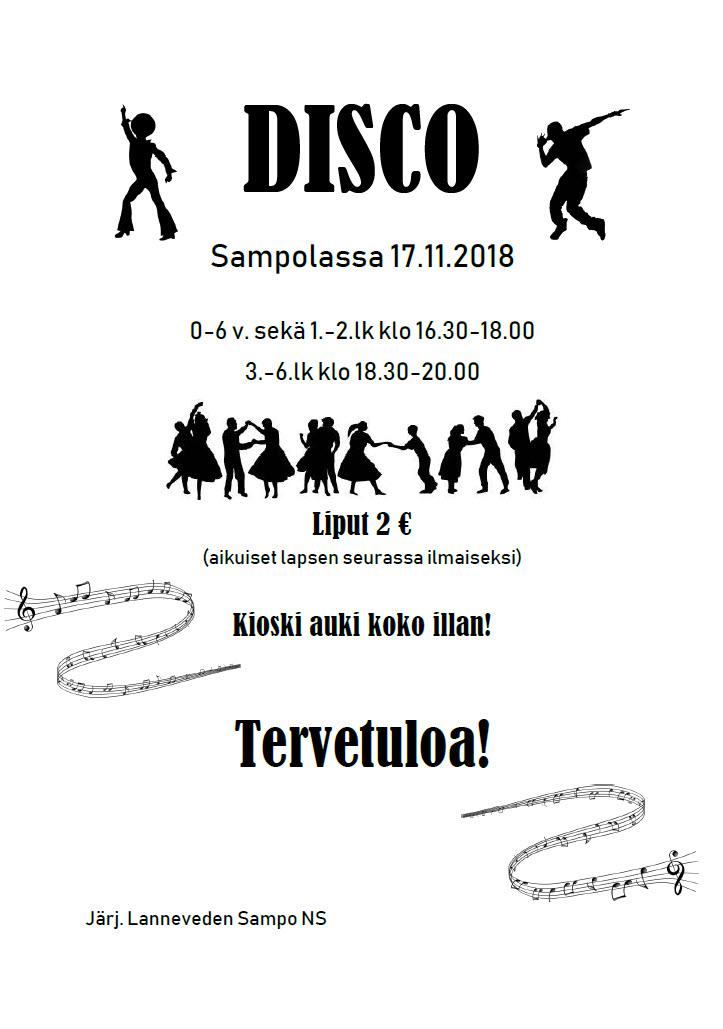 Disco Sampolassa